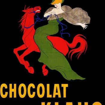 Leonetto Cappiello manifesto Chocolat klaus - Curiosità DustyLab