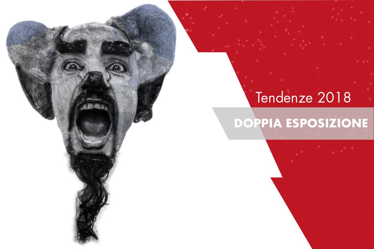 Doppia esposizione TENDENZE 2018